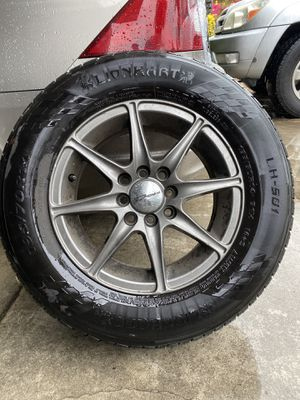 15 inch rims ( Set of 4 ) for Sale in Fontana, CA