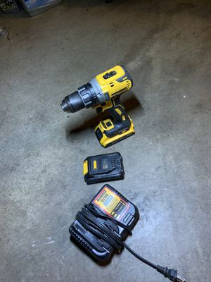 dewault brushless 20v drill for Sale in Perris, CA