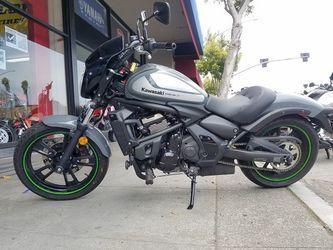 2018 KAWASAKI EN650 ABS  Clean Title Motorcycle 5,998 Miles for Sale in Millbrae, CA