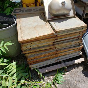 Metal shelf for metal racks shelves for Sale in Huntington Park, CA