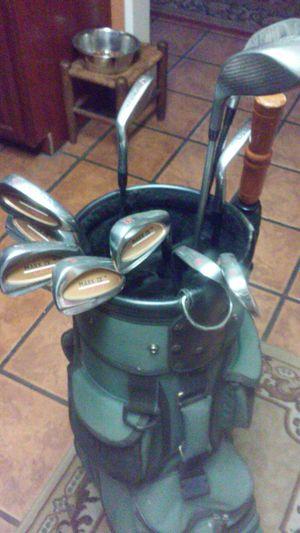 Golf clubs Mark V oversized for Sale in Pinellas Park, FL