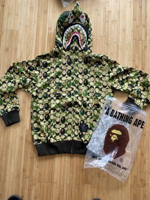 Bape x Coach hoodie Medium for Sale in Hallandale Beach, FL
