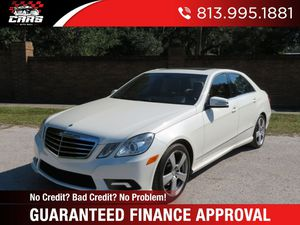 2011 Mercedes-Benz E-Class for Sale in Riverview, FL