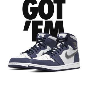 "Jordan 1 ""Midnight Navy"" Size 10.5 for Sale in Lawrenceville, GA"