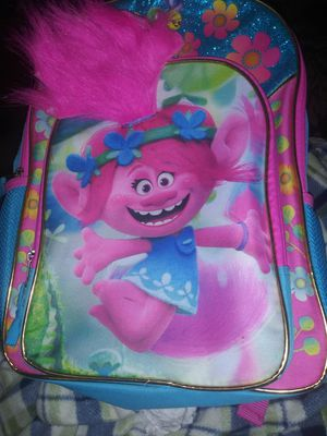 Trolls backpacks for Sale in Kansas City, MO