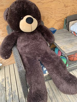5 ft teddy bear for Sale in Columbus, OH