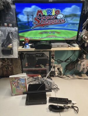 Nintendo Wii Mario Super Sluggets for Sale in Miami, FL