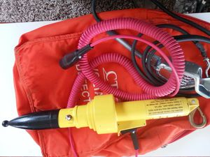 High Voltage Tester for storm damage for Sale in Cuba, MO