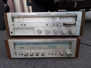 2 receivers untested for Sale in Scottsdale, AZ