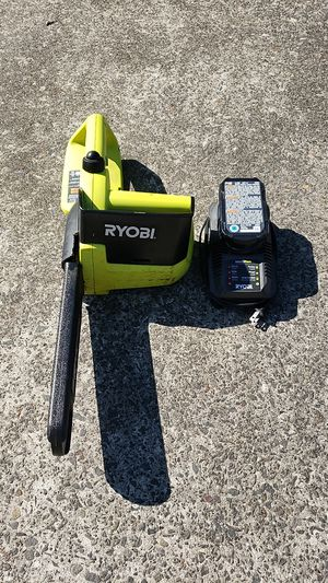 Ryobi One cordless chainsaw for Sale in Hillsboro, OR