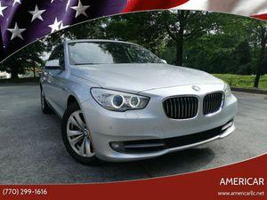 2010 BMW 5 Series Gran Turismo for Sale in Duluth, GA