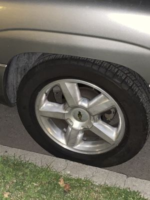"""20"""" Chevy Ltz rims for Sale in Compton, CA"""