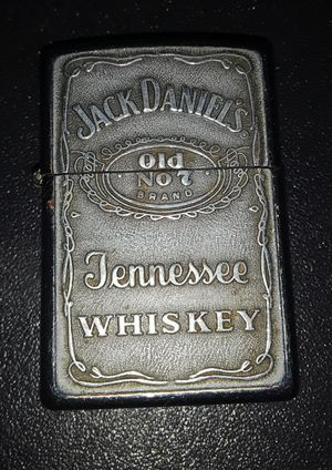ZIPPO- JACK DANIELS #7 TENNESSEE WHISKEY for Sale in Tulsa, OK