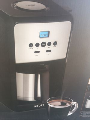 Coffee maker new retail price over 100 here only 65 for Sale in Los Angeles, CA
