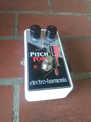 Pitch Fork Electro Harmonix for Sale in Pomona, CA