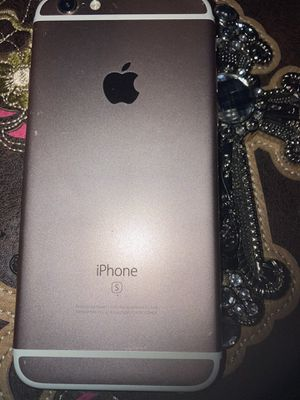 iPhone 6 16gb silver unlocked to any carrier with a brand new screen for Sale in Hermitage, TN