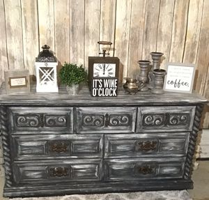 Farmhouse Style buffet table for Sale in Chesapeake, VA