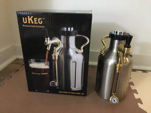 Ukeg 64oz beer server for Sale in Bellevue, WA