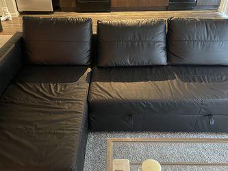 IKEA Friheten Sectional Sleeper Storage Sofa for Sale in Austin,  TX
