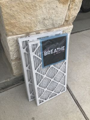 Air Filters 14 X 25 for Sale in Austin, TX