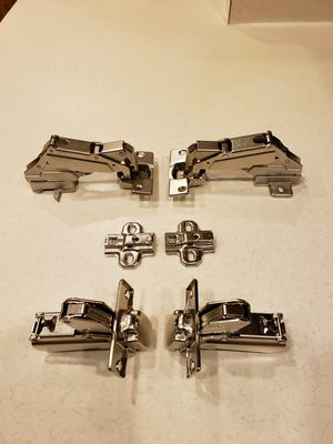 DOOR HINGES & PLATES for Sale in Lynnfield, MA