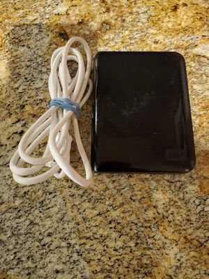 500GB WD external HDD 3.0 USB for Sale in Chandler, AZ