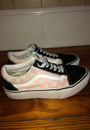 VANS SHOES for Sale in Springfield, MA