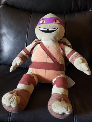 Ninja Turtle Build-a-Bear Stuffed Animal for Sale in West Covina, CA