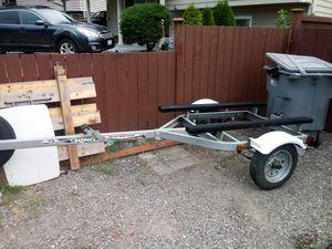 Sharp boat trailer for Sale in SeaTac, WA