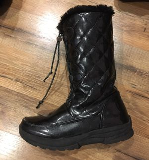 Girls winter jacket and boots for Sale in San Jose, CA