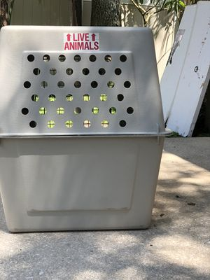 Travel kennel for large dogs for Sale in Maitland, FL