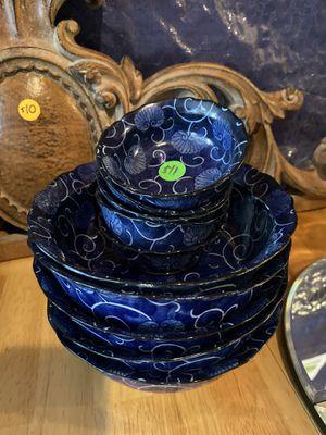 Bowl set for Sale in White Bear Lake, MN