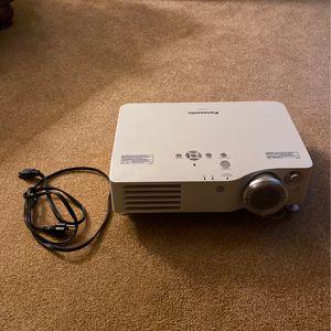 Panasonic PT-AX100U Projector for Sale in Allen, TX