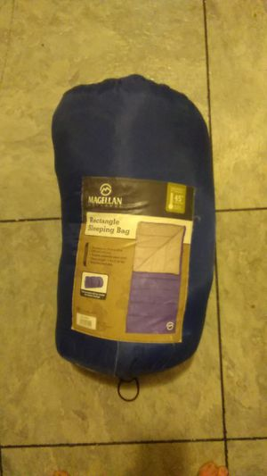 Magellan outdoors rectangle sleeping bag for Sale in Nashville, TN