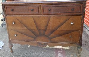 ANTIQUE DRESSER 4-DRAWER for Sale in San Jose, CA