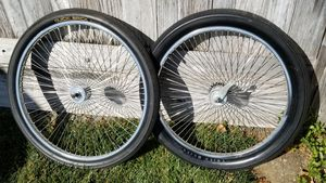Beach Cruiser bicycle wheels for Sale in Pleasanton, CA