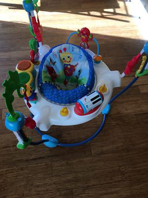 Baby Einstein Neighborhood Symphony Activity Jumper for Sale in Norco, CA