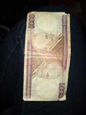 Brazilian currency for Sale in Wichita, KS