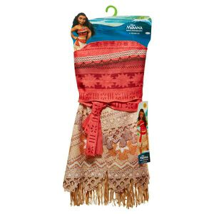 Moana dress and necklace 4-6x costume for Sale in Vallejo, CA