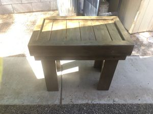 Solid Wood Table for Sale in Tempe, AZ