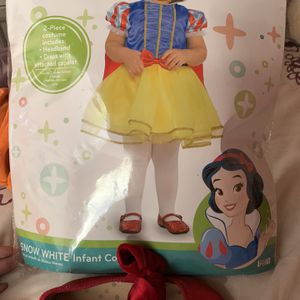Snow White 12-24 months Infant Costume for Sale in San Diego, CA