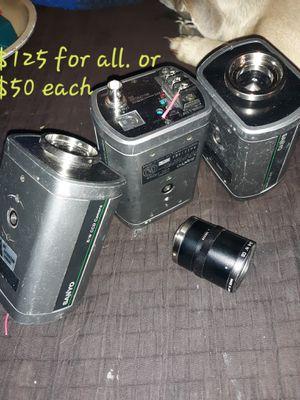 Surveillance Cameras. for Sale in Wenatchee, WA