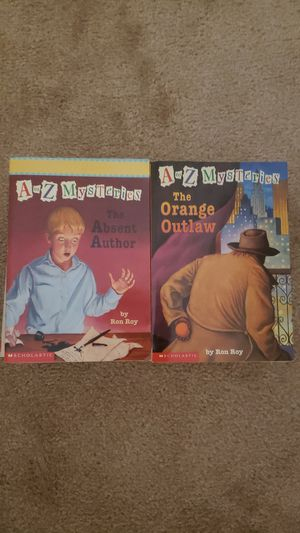 A-Z Mysteries- Complete set for Sale in Katy, TX