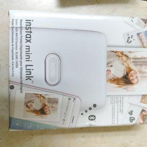 Fujifilm Instax Mini Link Smartphone Printer for Sale in Oakley, CA