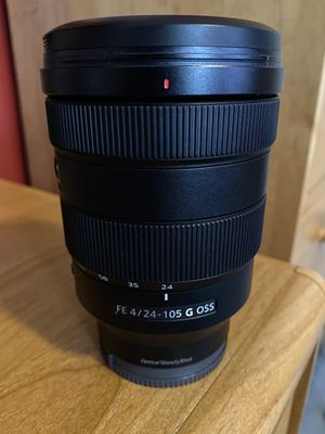 Sony G Lens FE 4 24-105 OSS for Sale in Concord, MA