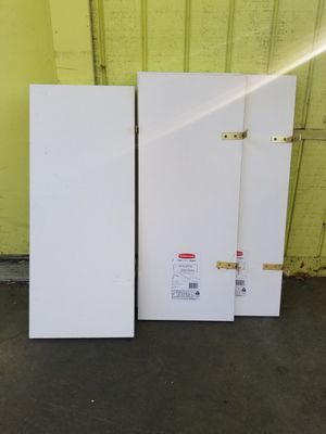 White shelves for Sale in Long Beach, CA