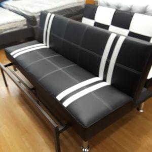 Brand new Futon Sofa Leather for Sale in Anaheim, CA