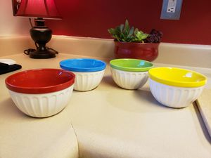 Ice cream bowls for Sale in Kennewick, WA