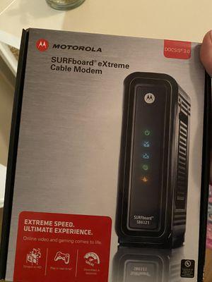 Motorola Surfboard Modem for Sale in Atlanta, GA