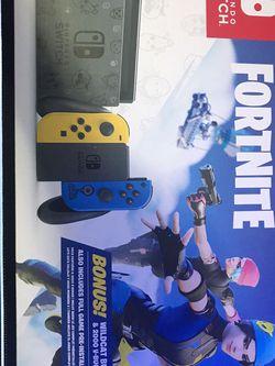 Nintendo Switch Fortnite Wildcat Bundle for Sale in Beaverton,  OR